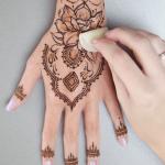 Мехенди на руке: идеи рисунков и их значение, как рисовать