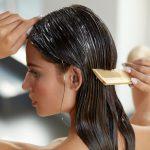 Маска для сухих окрашенных волос